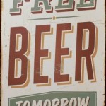 CARTAZ BEER