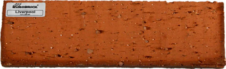 Revestimento Eurobrick Liverpool 7,5x25cm (cx c/ 1,00 m²)