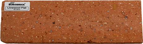 Revestimento Eurobrick Liverpool Flat 7,5x25cm (cx c/ 1,19 m²)