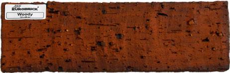 Revestimento Eurobrick Woody 7,5x25cm (cx c/ 1,00 m²)