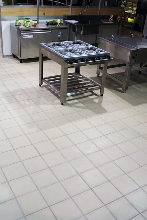 Cerâmica para cozinha industrial