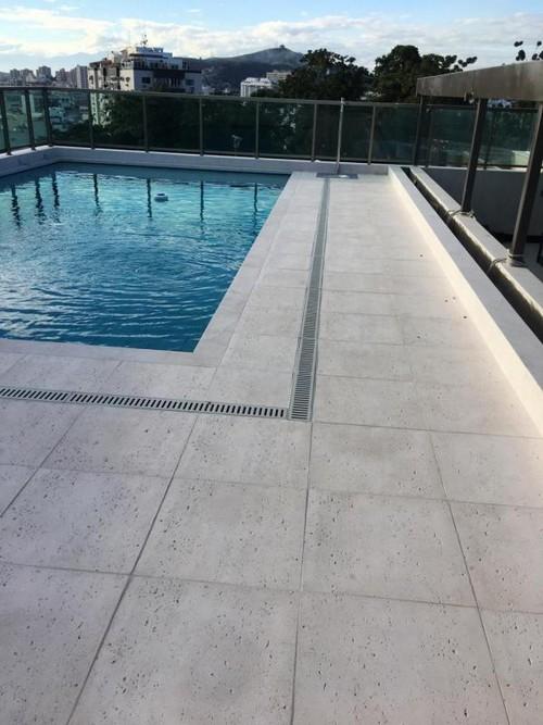 Borda de piscina atermica preço