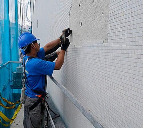 Manutenção e reforma de condomínios