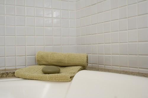 Pastilhas de porcelana para banheiro