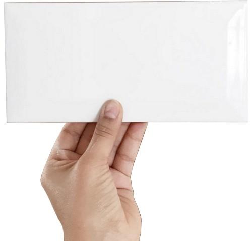 Revestimento metro white