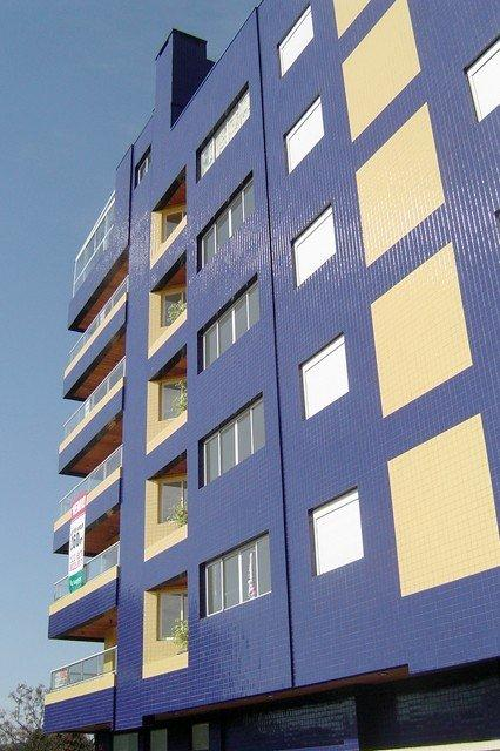 Revestimentos cerâmicos para fachadas