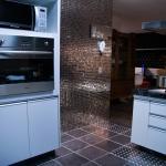 Pastilha de inox para cozinha