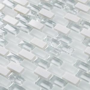 Loja de pastilhas de vidro