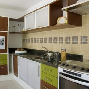 Pastilhas de porcelana para cozinha